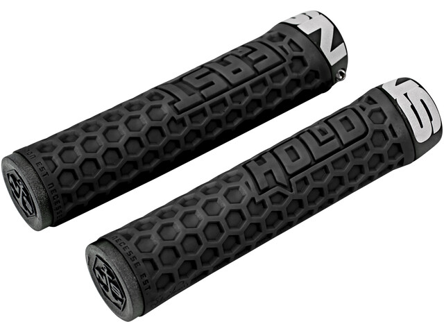 NS Bikes Hold Fast Grips black